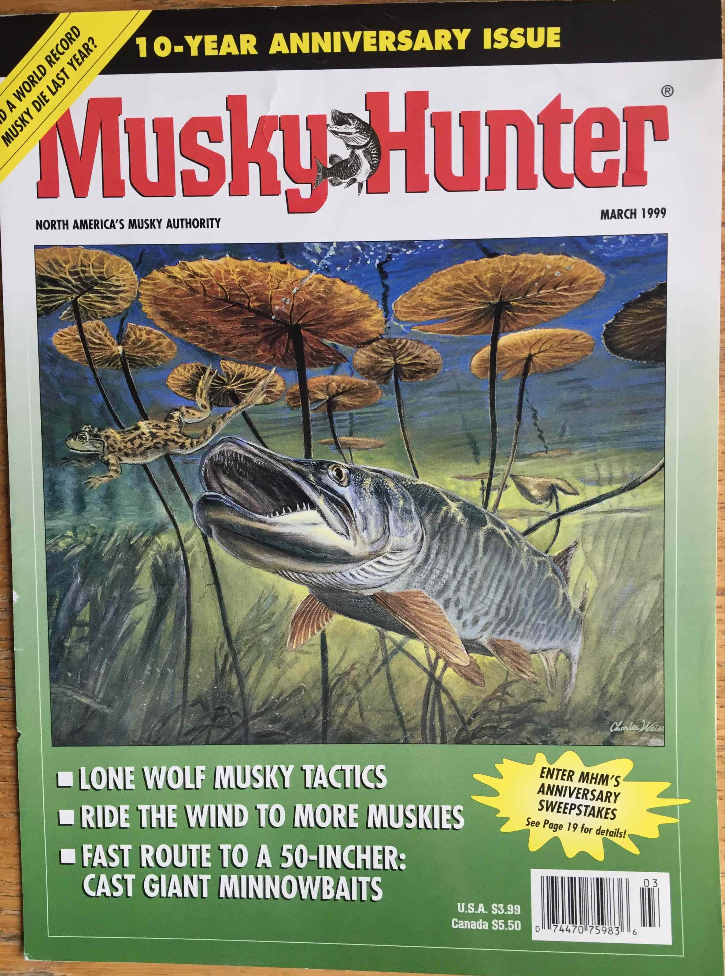 esoxonly-charles-weiss-musky-hunter-magazine-lilly-pad